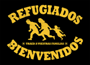 BienvenidosRefugiados