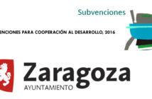 ConvocatoriaSubvencionesAytoZgz2016
