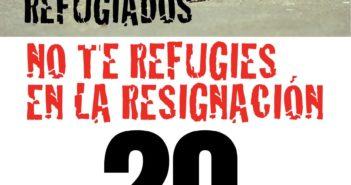 Refugio por Derecho 20J