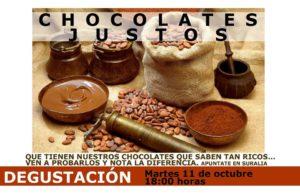 Degustacion Chocolate Suralia