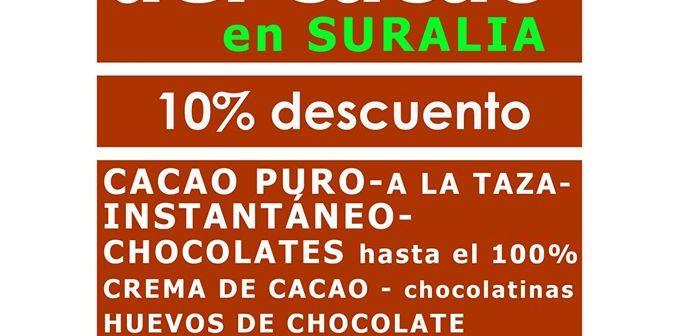 Mes cacao en Suralia