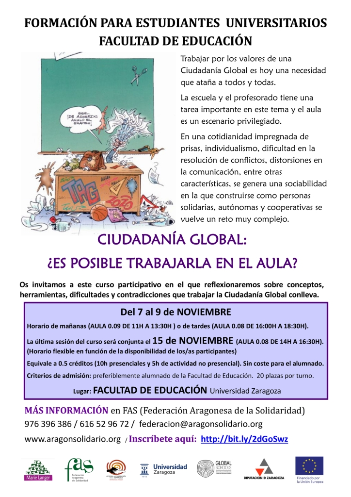 cartel_cursoglobalschools_faceducacion_bajares