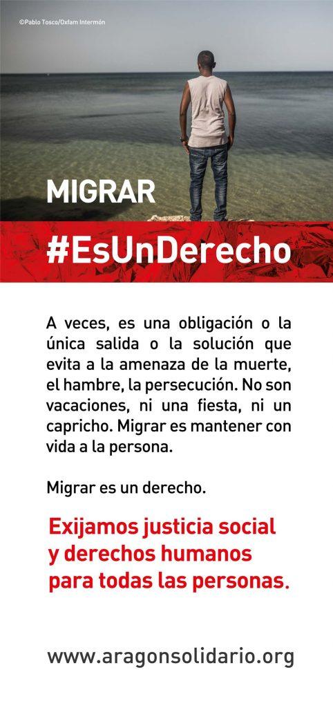 Cierre MIGRAR #EsUnDerecho