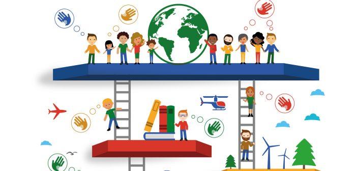 Junt@s evolucionamos - Dia Internacional de la Solidaridad