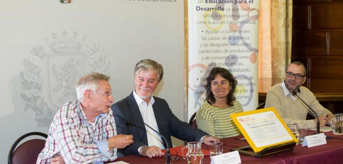 Zaragoza es ya Ciudad por el Comercio Justo