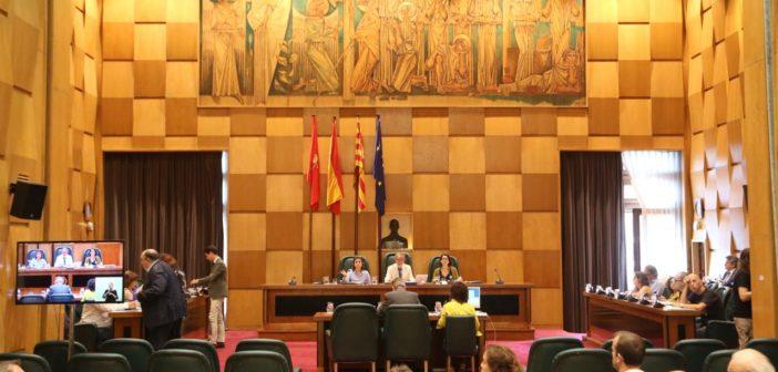 El Pleno aprueba una Declaración Institucional para suscribir el Pacto por la Cooperación al Desarrollo