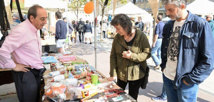 Zaragoza ha celebrado con éxito el 15 cumpleaños de la Lonja del Comercio Justo