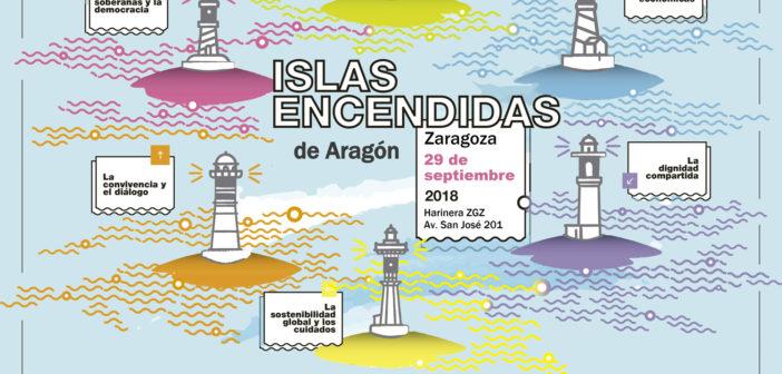 Encuentro Islas Encendidas de Aragón. Hacia Quorum Global Málaga