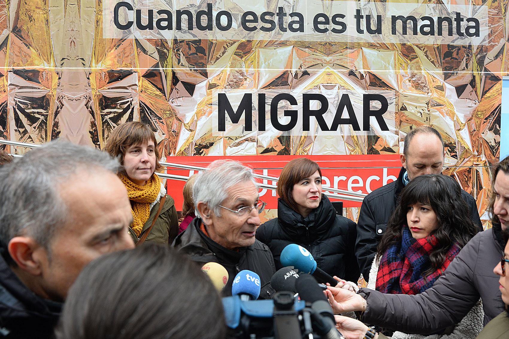 Ricardo Alvarez MIGRAR #EsUnDerecho