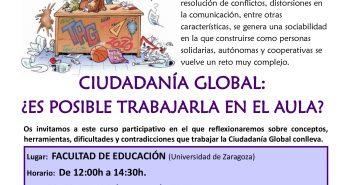 Curso formación sobre Educación para la Ciudadanía Global para estudiantes 2017