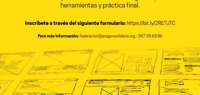 Plan de formación 2018: Taller Diseño gráfico para principiantes