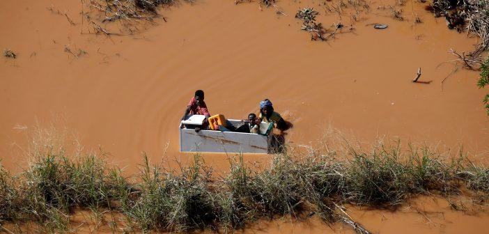 Emergencia en el sureste de África