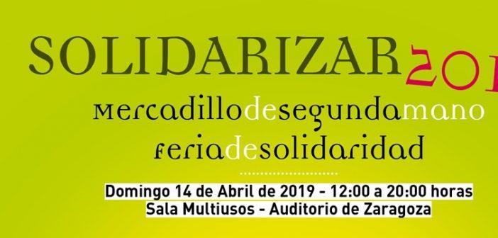 Solidarizar 2019 se celebrará el 14 de abril