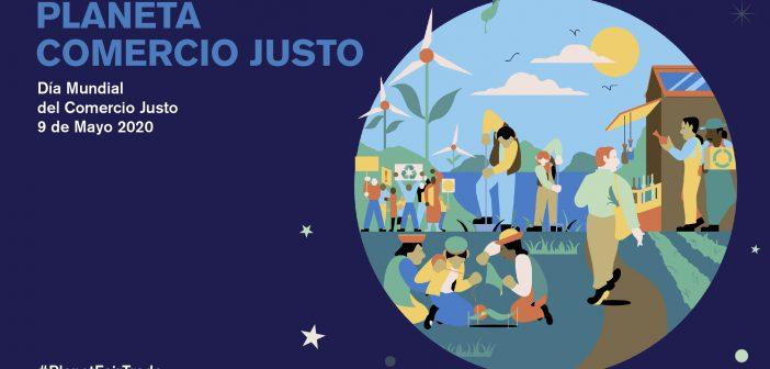 El sábado 9 de mayo se celebra el Día Mundial del Comercio Justo