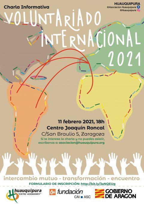 Voluntariado Huauquipura 2021