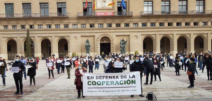 Voces ciudadanas en defensa de la cooperación