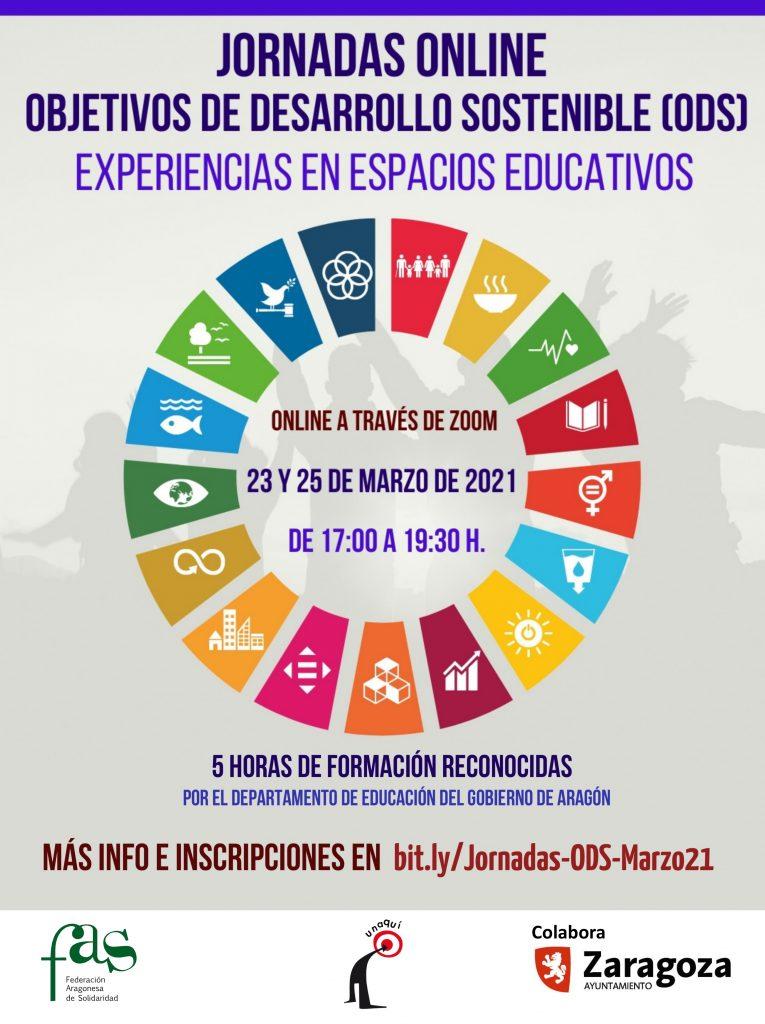 Jornada ODS experncias educativas