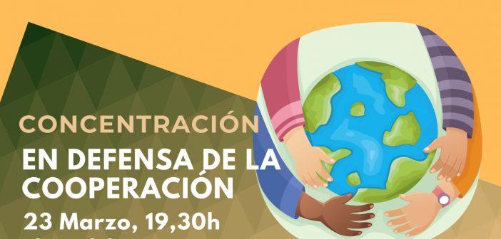 Las organizaciones para el desarrollo realizarán una concentración ante el Ayuntamiento de Huesca en defensa de la cooperación para el desarrollo.