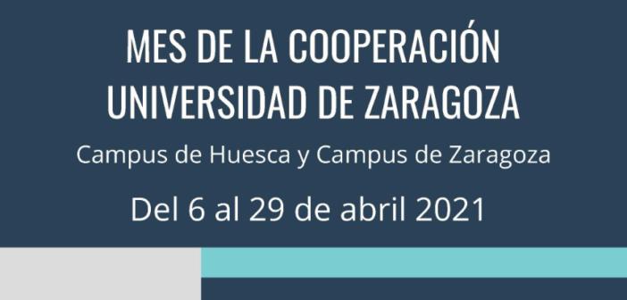 Mes de la Cooperación en la Universidad de Zaragoza