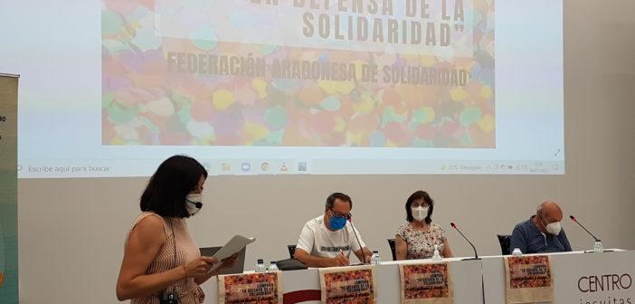 Encuentro en «Defensa de la Solidaridad»