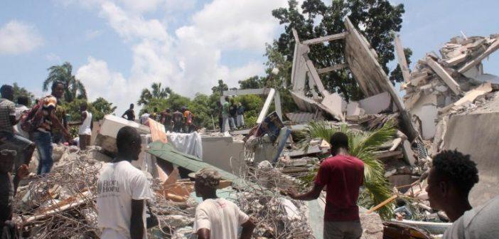 El Comité Autonómico de Emergencias de Aragón se moviliza por el terremoto en Haití