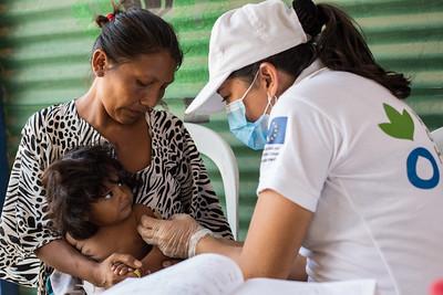 Cifra record de personas necesitadas de asistencia humanitaria